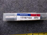Sauer Danfoss Spool Valve Pvbs-32, 157b7103