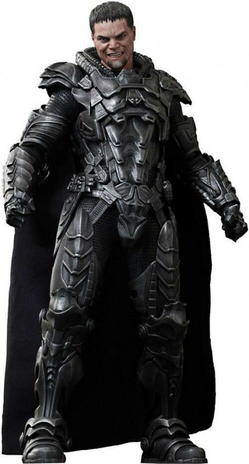 Superman Man of Steel Movie Masterpiece General Zod Collectible Figure