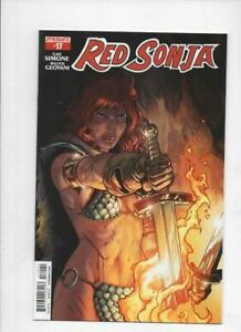 RED-SONJA-17-NM-She-Devil-Sword-Isaacs-2013-2015-more-RS-in-store