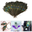 Natural-Peacock-Tail-Eyes-Feathers-8-12-039-039-Long-BOUQUET-10PCS-Lot thumbnail 12