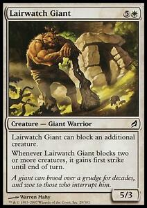 MTG-Magic-C-Lorwyn-Lairwatch-Giant-SP