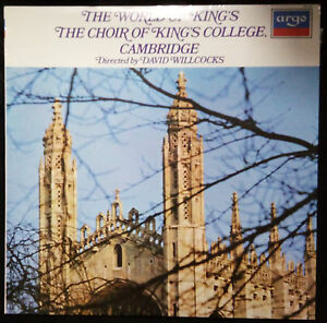 The Choir Of Kings College Cambridge The World Of Kings
