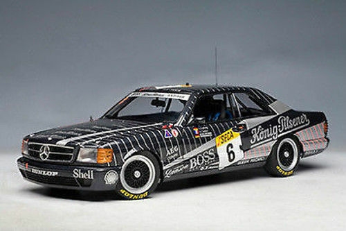 1 18 Autoart Mercedes Benz 500sec AMG Spa Ludwig For
