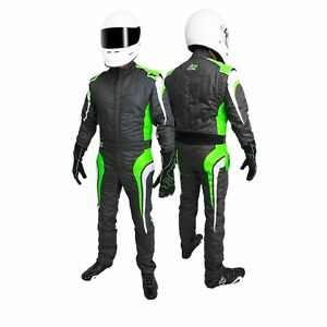 Racing Fire Suits >> Details About K1 Race Gear Gt Nomex Racing Fire Suit Sfi 3 2a 5 New Most Colors Sizes