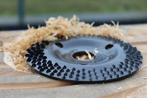 ROTAREX-R2-125mm-Raspelscheibe-Trennscheibe-Flexscheibe-Flex-Holz-Gips-Holzkunst