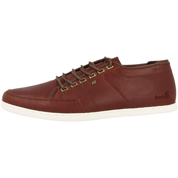Boxfresh Sparko Icn Leather Trainers Leather shoes Men's Russet E14774