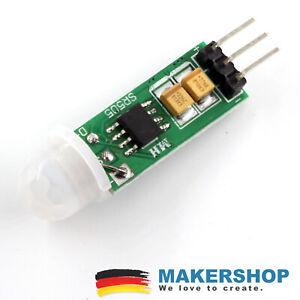 Mini-PIR-Bewegungsmelder-Infrarot-IR-SR505-Sensor-Modul-Arduino
