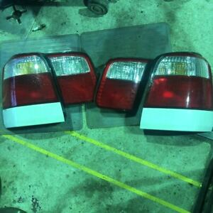 Subaru-Forester-STi-SF5-KOUKI-OEM-Tail-lights-amp-Trunk-Lamps-Set-JDM