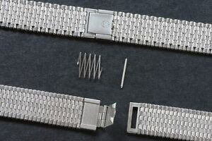 NSA-watch-bracelet-clasp-spring-small-size-rare-part-Novavit-band-Swiss-46-sold