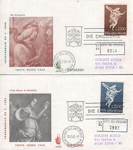 Vaticano-1962-FDC-Venetia-Club-P-A-Arcangeli-E