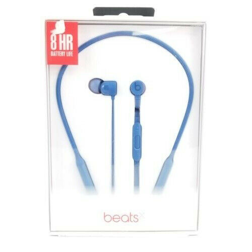 Brand new in box Genuine Beats X Blue – Can verify serial number and product at i-store