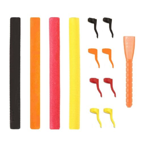 Zig Aligna Kit Mixed Colours Foam Aligners Pop Up Bait Carp Fishing Tackle Rigs