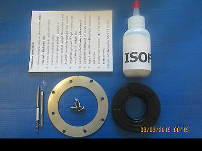 Ski Doo Crank Seal - IsoFlex Grease, and Crank Seal Retainer | eBay