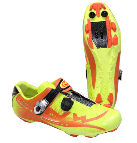 North Extreme Tech MTB Cycling Shoes Shoes Mountain Bike Bike New Bike S-N 4