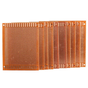 10PC-5x7cm-DIY-Breadboard-Universal-Printed-Circuit-Panel-Board-Prototype-PCB-GH