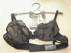 Marks-and-Spencer-Autograph-Ladies-Black-Balcony-Bra-32A-RRP-22-50