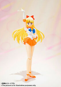 Bandai S.H.Figuarts Sailor Venus Sailor Moon IN STOCK USA