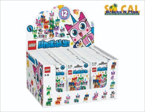 New Sealed LEGO 41775 Unikitty Series 1 Box//Case of 60