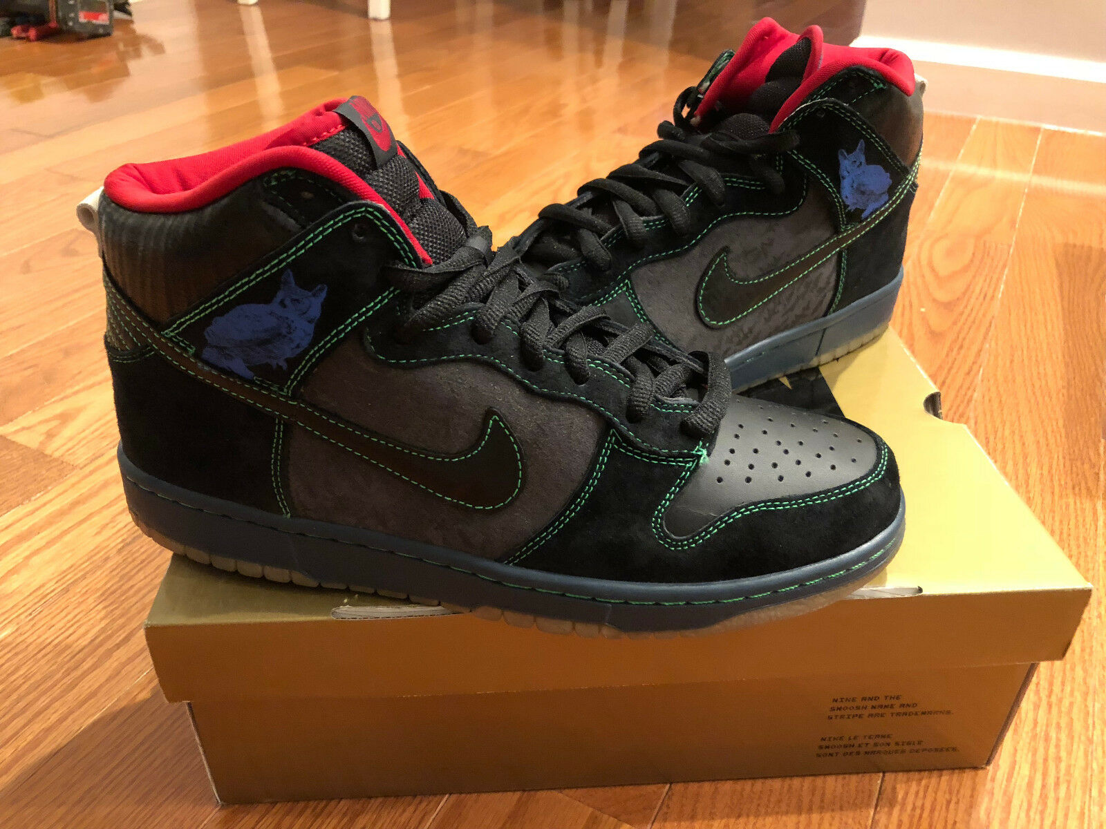 Ds Ds Ds neue 2009 hohe prämie nike dunk sb