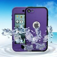 Apple Ipod Touch 5/6th Gen Waterproof Case Built-in Touch Screen Protector