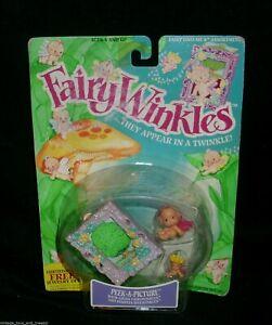 VINTAGE-1993-KENNER-FAIRY-WINKLES-PEEK-A-PICTURE-TWINKLE-IN-ORIGINAL-PACKAGE-TOY