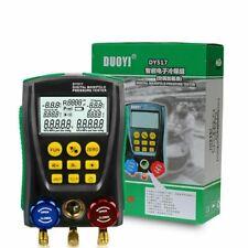 Dy517 Refrigeration Digital Gauge Meter Hvac Vacuum Pressure Temperature Tester