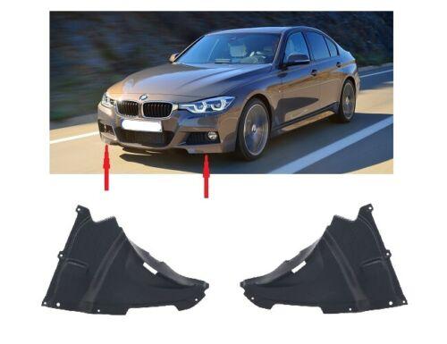 Neuf Pour BMW 3 F30 F31 12-16 M-Paquet partie avant Mud Guard Splash Arc Paire Set