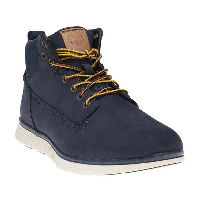 New Mens Timberland Blau Killington Chukka Nubuck Stiefel Lace Up  | Online einkaufen