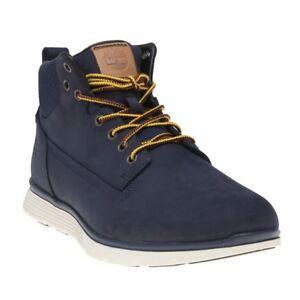 Details zu New Mens Timberland Blue Killington Chukka Nubuck Boots Lace Up