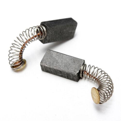 LC/_ 1 Paar Säge Karbon Runde Bürsten Set 5x8x15.5mm für Bohrer Schraubenziehe