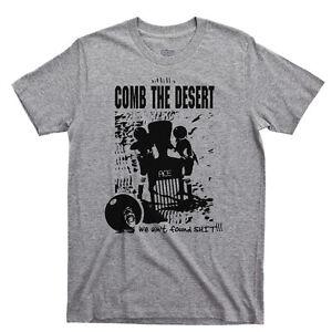 SPACEBALLS-Comb-The-Desert-T-Shirt-Mel-Brooks-John-Candy-Movies-Blu-Ray-DVD-Tee