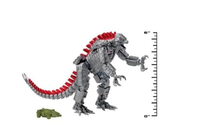 """Playmates Monsterverse Godzilla vs Kong 6"""" Mechagodzilla Figure ✅FAST SHIPPING ✅"""