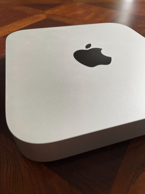 Apple Mac mini (256GB SSD, M1, 8GB) Silver - MGNR3LL/A ...
