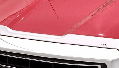 Fits Ford Edge 2015-2018 AVS Aeroskin Chrome Hood Protector Bug Deflector