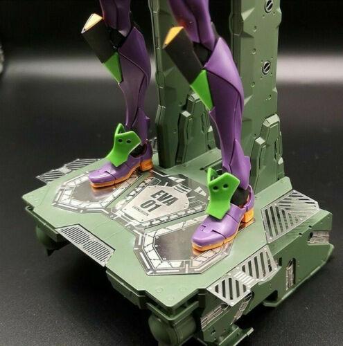 *USA Metal Detail Up Upgrade Parts for Bandai Upgrade Evangelion EVA-01 DX RG