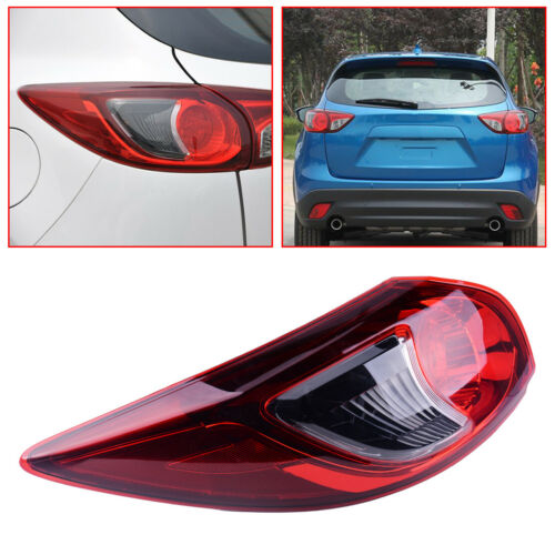 Rear Left Driver Side Outer Tail Brake Light Lamp For Mazda CX-5 CX5 2013-2016
