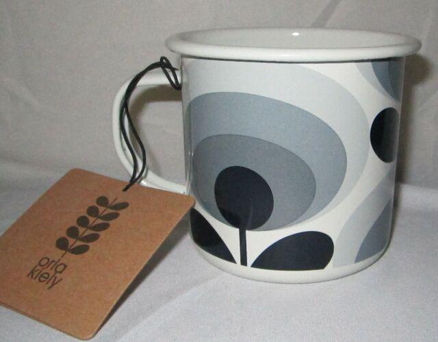 Orla Kiely Acorn cup Slate
