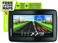 "TomTom Via 135 M CE Traffic 5"" XXL Bluetooth Handy Freisprechen WOW GPS TMC Navi"