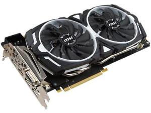 MSI GeForce GTX 1070 DirectX 12 GTX 1070 ARMOR 8G OC 8GB 256-Bit GDDR5 PCI Expre