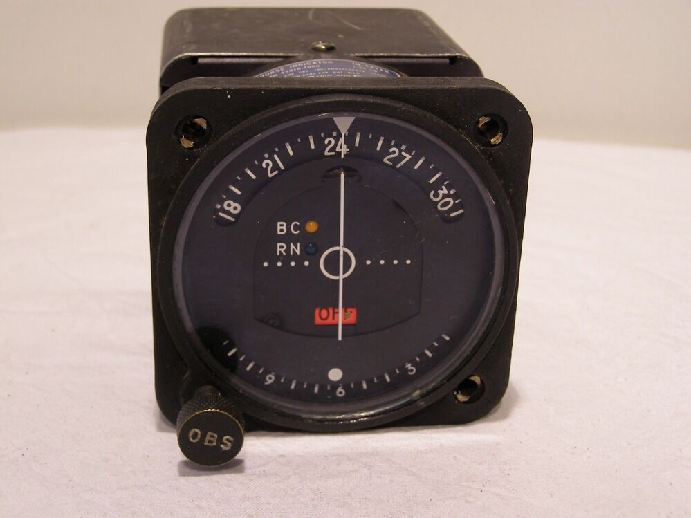 Aircraft Radio Course Indicator IN-442AR