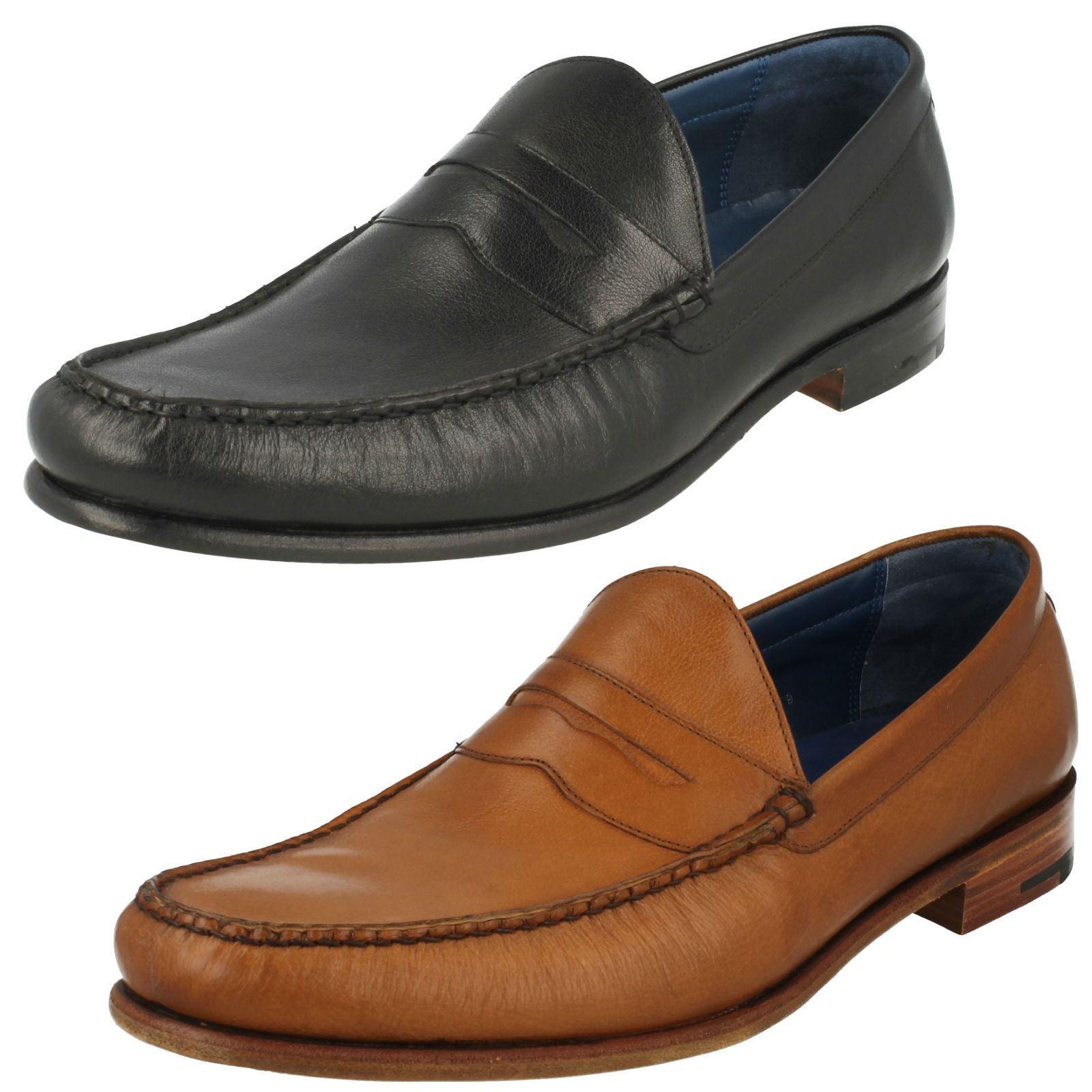Da Uomo Barker Mocassino Stile Scarpe Jack Scarpe classiche da uomo