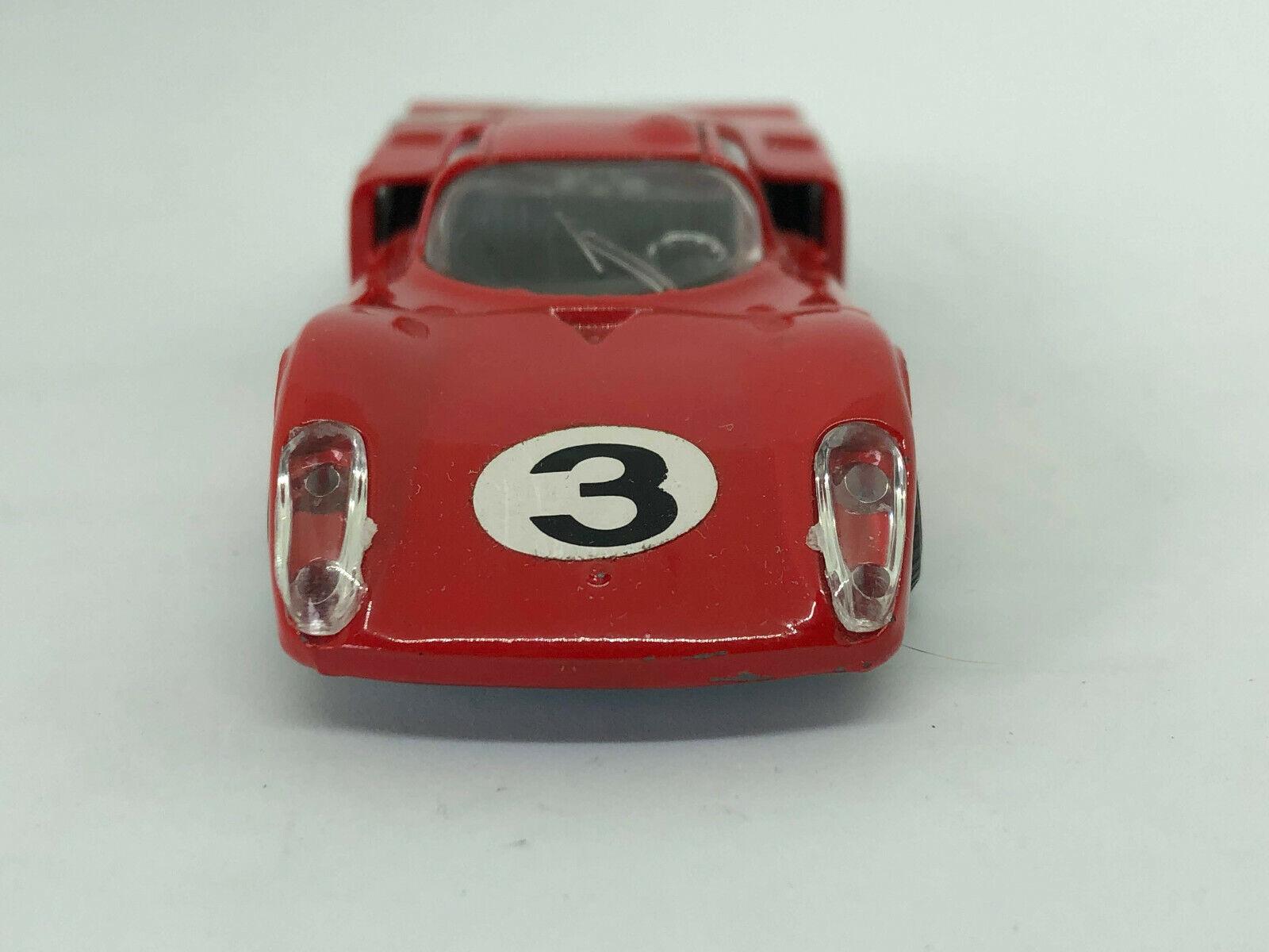 Alfa Romeo 33, 1 43, POLITOYS EXPORT Nº 583, excellent état