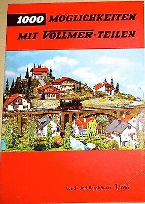 1/1968 Land- Und Bailey 1000 Opzioni Con Vollmer Condividi # Å