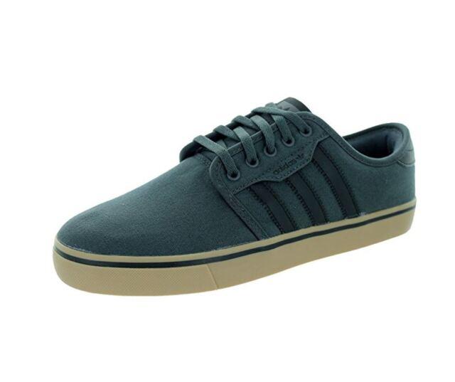 a67376a968c Adidas Men s Seeley Skate Shoe  Dsogr-Black-Gum  SIZE 8