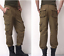 Mens-Outdoor-Military-Urban-Tactical-Combat-Trousers-Casual-Cargo-Pants-Hiking thumbnail 6
