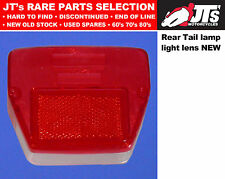 REAR TAIL LIGHT BACK BRAKE LENS YAMAHA RD50 DT50 TY50M FS1 DX MADE IN JAPAN TY50