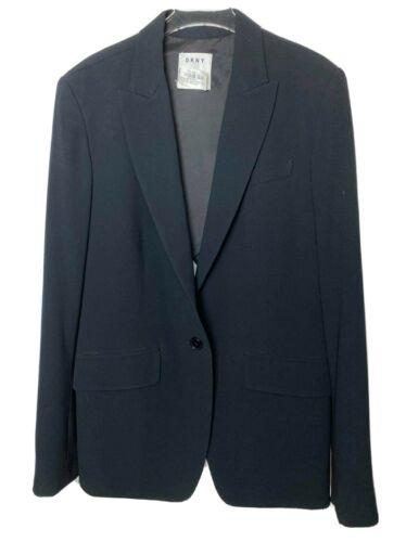 D K N Y  Open Back Single button Women's Jacket S… - image 1