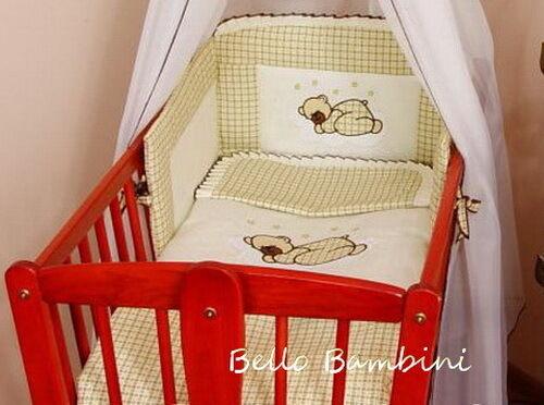 4 pcs bedding set //Duvet Duvet Cover//Pillow to fit baby swinging crib//cradle