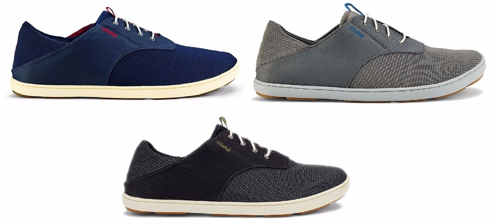Mr/Ms OluKai Men's Nohea Moku Shoes Adequate supply and timely delivery Affordable best seller