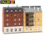Faller-N-232388-2-Sanierte-Maisons-de-Ville-Neuf-Emballage-D-039-Origine miniature 3